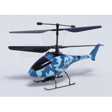 Combat Twister Micro Coaxial Combat Helicopter - Blue (Mode 1) (RTF)