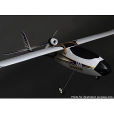 HobbyKing  Breeze Glider w/Optional Flaps EPO 1400mm w/Motor (ARF)