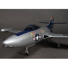 F9F-2 Panther 70mm EDF Jet TB Color Scheme Polycarbonate Coated (PNF)