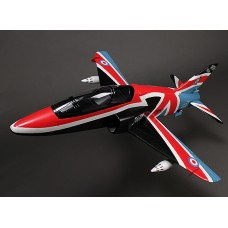 BAE Hawk EPO w/10 Blade 64mm Alloy EDF/Metal Retracts/Servos/ESC 750mm (PNF)