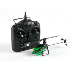 HiSky HFP80 V2 Mini Fixed Pitch RC Helicopter Mode 2 (Ready-To-Fly)
