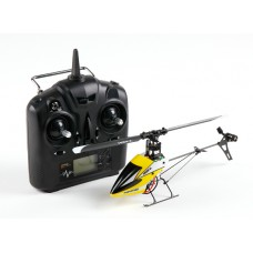 HiSky HFP100 V2 Mini Fixed Pitch RC Helicopter Mode 2 (Ready-To-Fly)