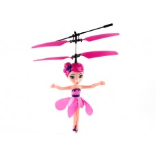 Co-Axial Flying Fairy w/Altitude Sensor (Pink)