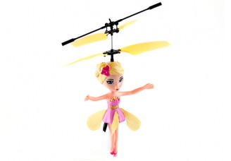Co-Axial Flying Fairy w/Altitude Sensor (Yellow)