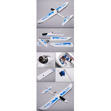 AXN Floater-Jet Glider EPO 1127mm (PNF)