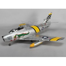 F-86 The Huff EDF Jet 70mm Electric Retracts, Flaps, Airbrake, EPO (PNF)