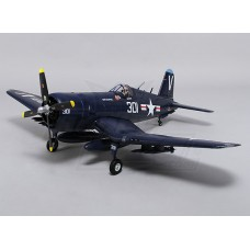 Durafly F4U Corsair w/flaps/retracts/lights 1100mm (PNF)