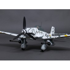 Durafly JU-87G Stuka w/flaps & lights 1100mm (PNF)