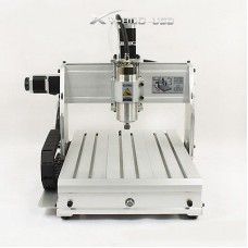 CNC X4-800-USB (4 AXES 800W) ROUTER ENGRAVER & MILLING MACHINE Air-Cool Spindle