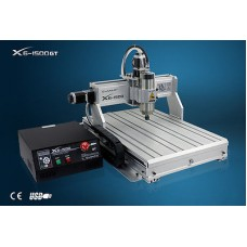 CNC X6-1500GT-USB (4-AXES & 1.5kW Spindle) ROUTER ENGRAVER & MILLING MACHINE