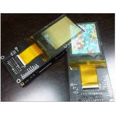 2.4 inch tranmissive OLED display module