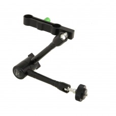 Lanparte Monitor Support Magic Arm Ma-01 with Clamp 1/4 and 3/8 Thread