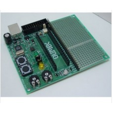 CARRIER BOARD ADUC7020 ARM