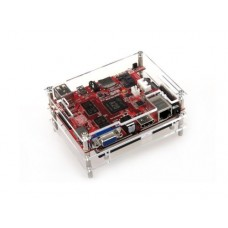 "Cubietruck Kit - Dual Core Single-board Computer"" or ""Cubietruck Cubieboard3 Cortex-A7 Dual-Core 2GB RAM/8GB Flash with Wifi + BT"