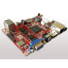 LightingZoom - CubieTruck (Cubieboard3) Dual-core processor Development Board VS Raspberry(NEWEST VERSION)