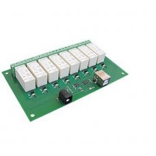 16AMP 8 CHANNEL USB RELAY MODULE