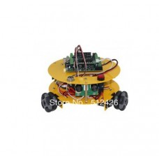 3WD 48mm Omni Wheel Arduino compatible Robotics car