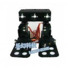 Double robot 4 duck steering gear mount full set
