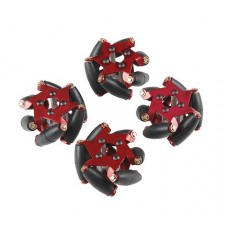 MECANUM WHEELS - PACK OF 4