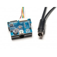 BARCODE READER/SCANNER MODULE - CCD CAMERA - PS/2 INTERFACE